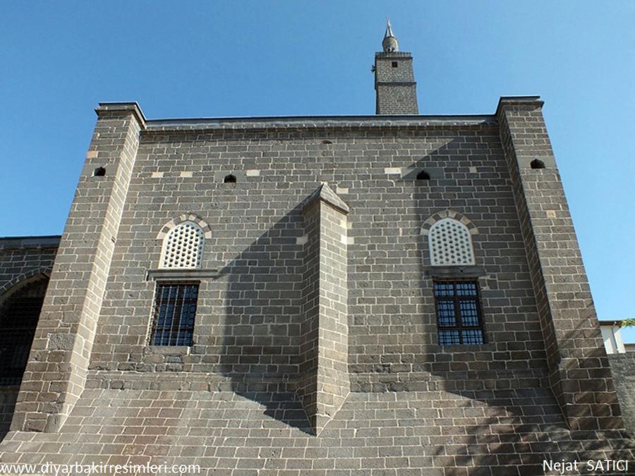hz. suleyman - nasiriye cami - diyarbakir-fot.nejat satici